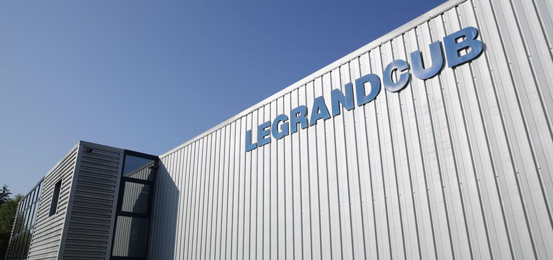 LegrandCub Entrepot